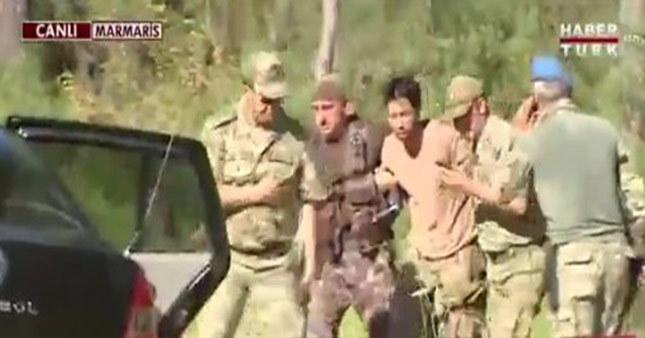 Marmaris'teki darbeci askerlerden dördü daha yakalandı