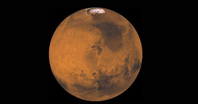 Mars'ta hayat mümkün