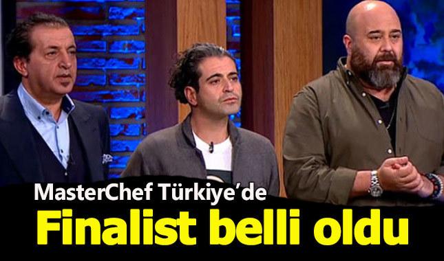 MasterChef finale kim kaldı, MasterChef Türkiye'de ilk finalist kim oldu?