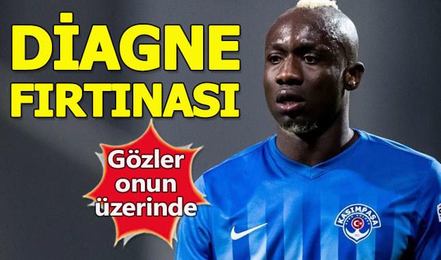 Mbaye Diagne, medyada 'Kral' oldu