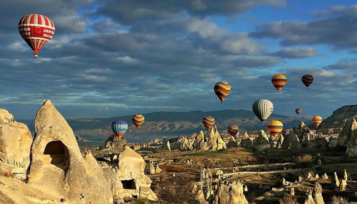Meclise sunulan Kapadokya teklifi kabul edildi