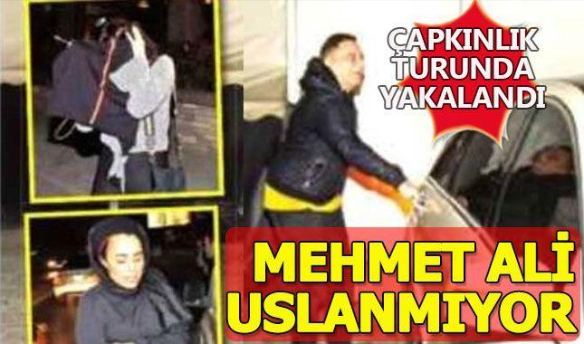 Mehmet Ali Erbil uslanmıyor