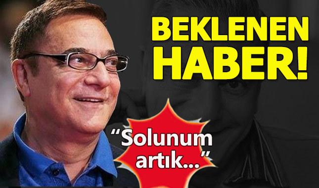 Mehmet Ali Erbil'den güzel haber geldi