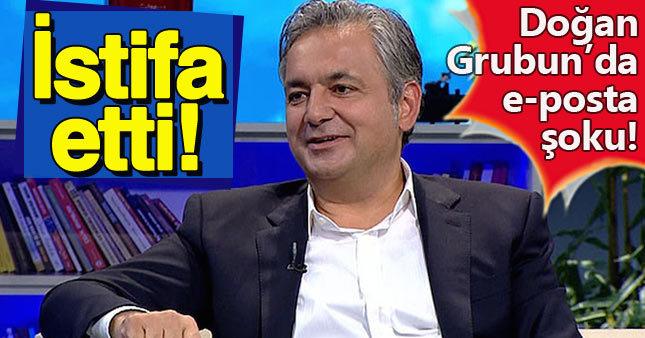 Mehmet Ali Yalçındağ istifa etti!