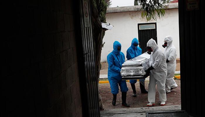 Meksika'da 24 saatte 420 kişi öldü!