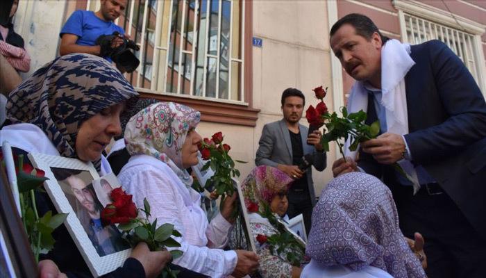 Memur-Sen Başkanı Diyarbakır'da