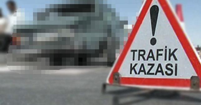 Menderes'te trafik kazasında bir polis memuru hayatını kaybetti