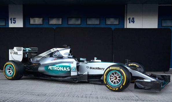 Mercedes-AMG Petronas Takımı'nın yeni pilot kadrosu belli oldu