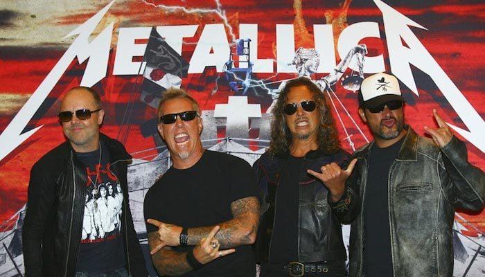 Metallica çocuk kitabı çıkarıyor
