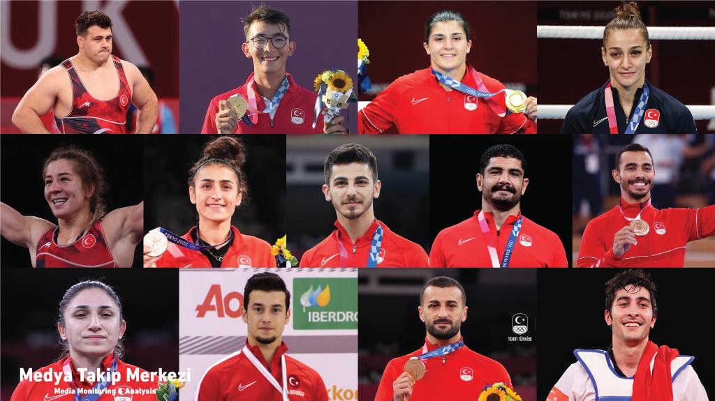 Mete Gazoz ve Busenaz Sürmeneli en çok konuşulan olimpiyat madalyalı sporcular