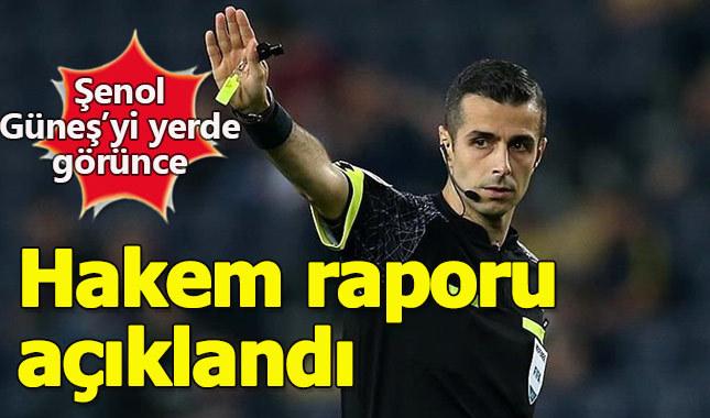 Mete Kalkavan olaylı derbi raporunu açıkladı Fenerbahçe ne kadar ceza alacak?