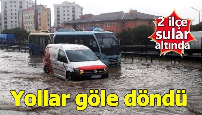 Meteoroloji İstanbul ve Yalova'yı uyardı