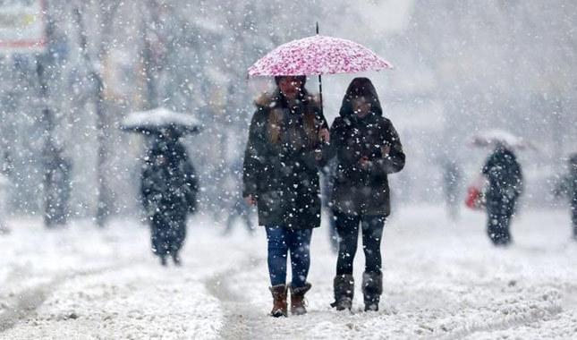 Meteoroloji uyardı: Kar yağışı geliyor