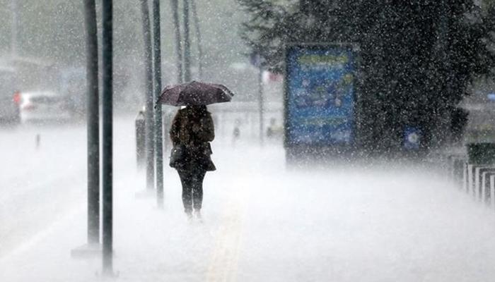Meteoroloji'den Antalya'ya kırmızı alarm