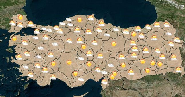 Meteorolojiden son uyarı!