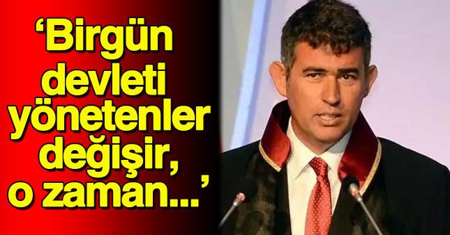 Metin Feyzioğlu'ndan Nasuh Mahruki'ye tutuklama talebine tepki!