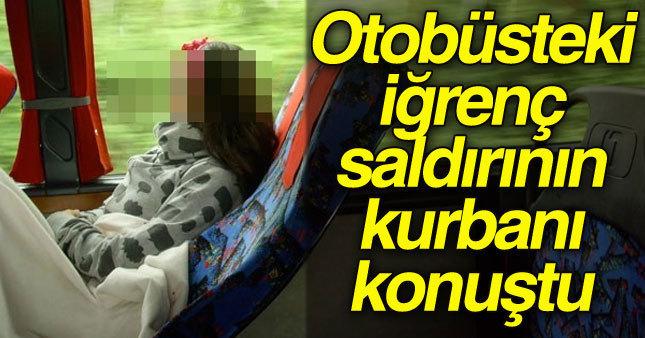 Metro turizmdeki mastürbasyon skandalının mağduru ilk kez konuştu