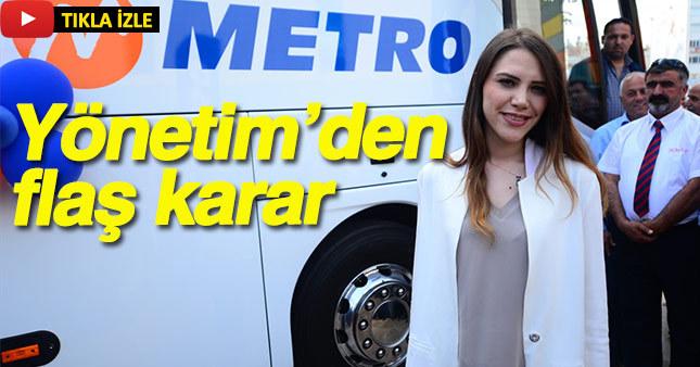 Metro Yönetim Kurulu Başkanı Çiğdem Öztürk'ten taciz skandalı sonrası açıklamalarda bulundu