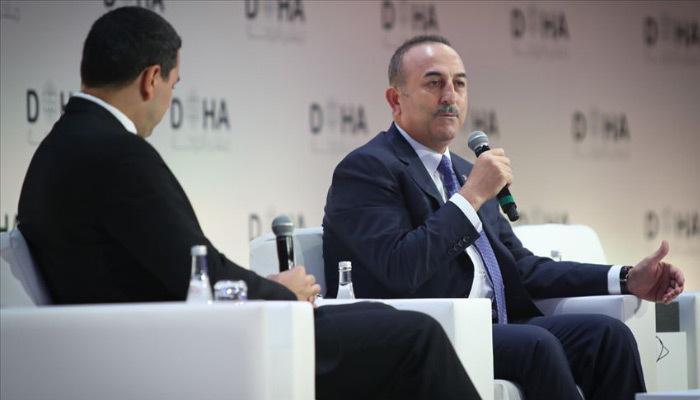 Mevlüt Çavuşoğlu'ndan ABD açıklaması