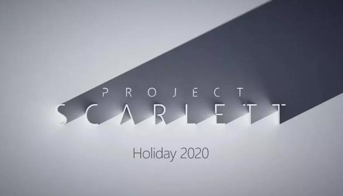 Microsoft, Project Scarlett'i duyurdu