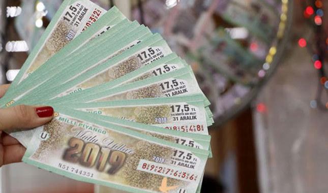 Milli Piyango son 3 rakamına göre kazanan numaralar 2019 yılbaşı çekiliş sonuçları bilet sorgula