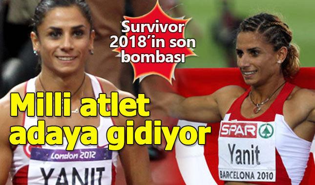 Milli atlet Nevin Yanıt Survivor'a katılıyor - Nevin Yanıt kimdir, kaç yaşında, nereli?