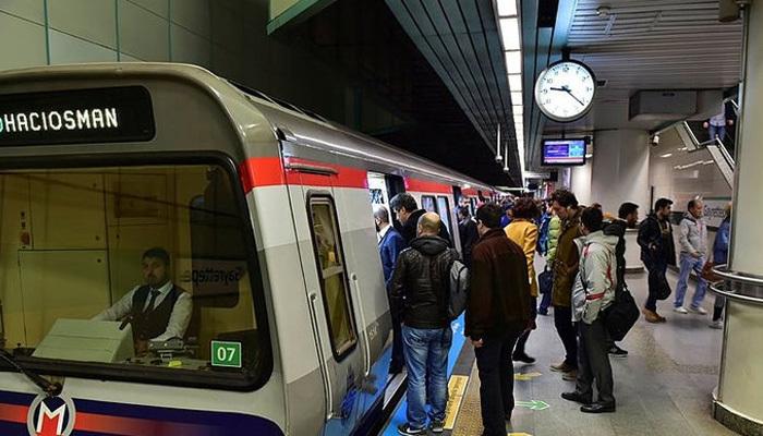Milli maç metro seferlerini uzattı