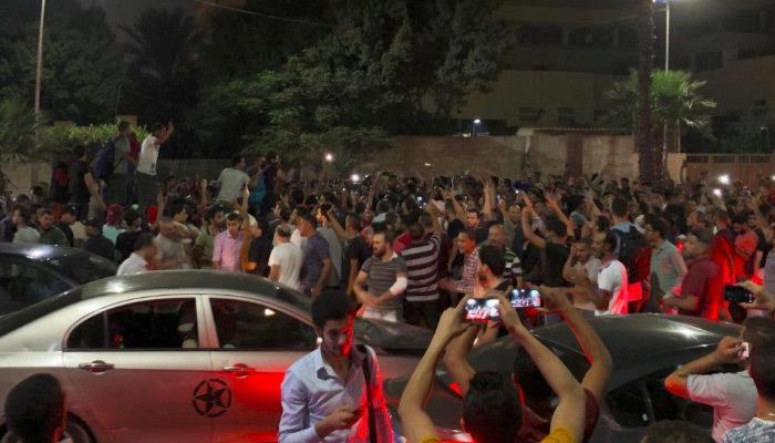 Mısır'da halk Sisi'ye karşı ayaklandı!