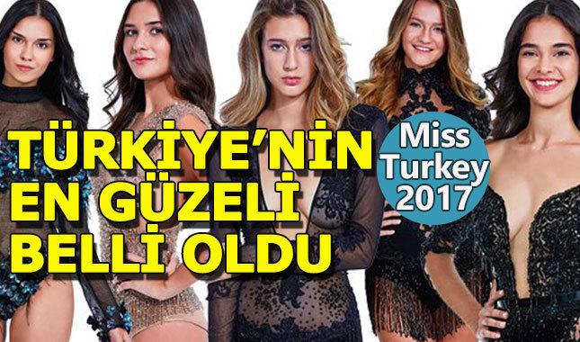Miss Turkey 2017 Birincisi tacını aldı, Itır Esen Kimdir?