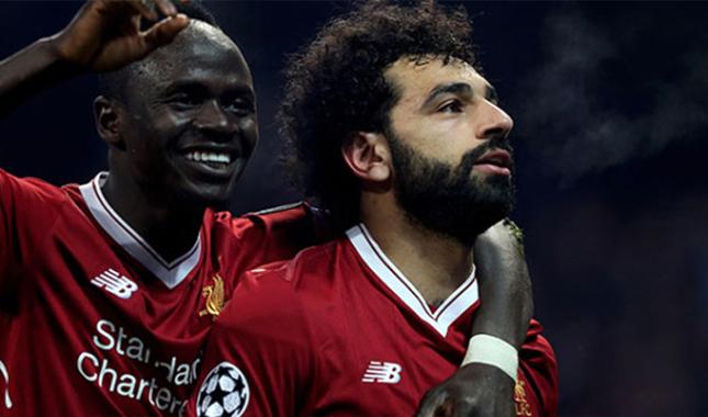 Mohamed Salah'ın, Liverpool'da yıldızı parlıyor