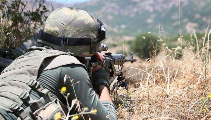 Muş'ta 3 terörist öldürüldü