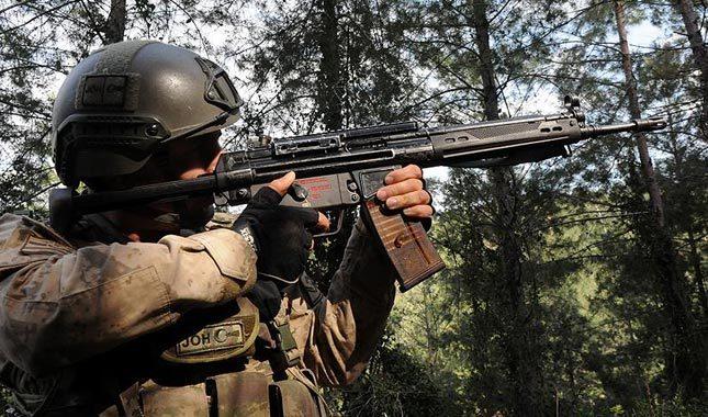 Muş'ta çatışma: 5 PKK'lı terörist öldürüldü