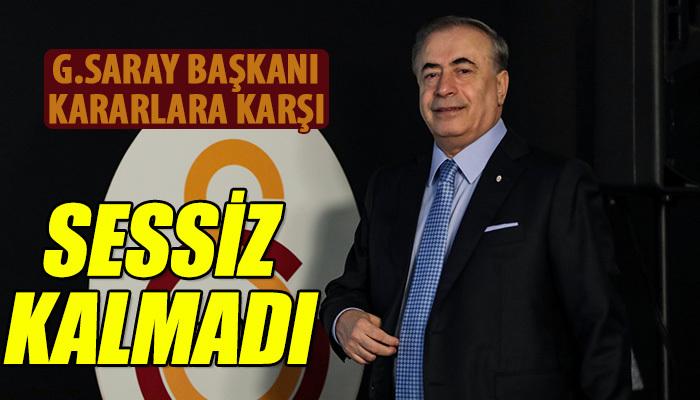 Mustafa Cengiz susmadı zirveye oturdu