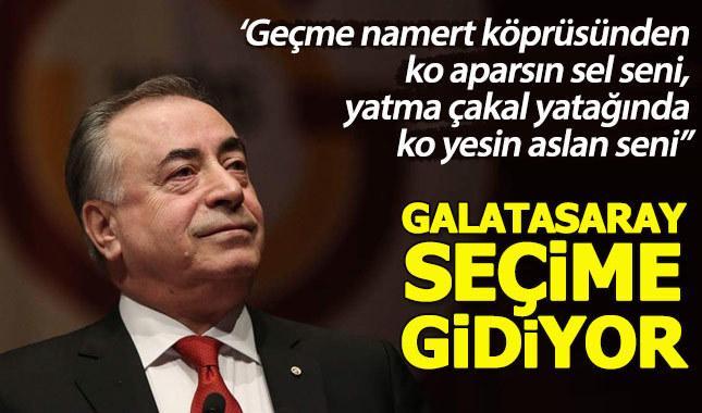 Mustafa Cengiz yönetimine ibra şoku! Galatasaray seçime gidiyor