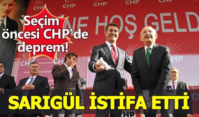 Mustafa Sarıgül'ün CHP'den neden istifa etti, Sarıgül aday olacak mı?