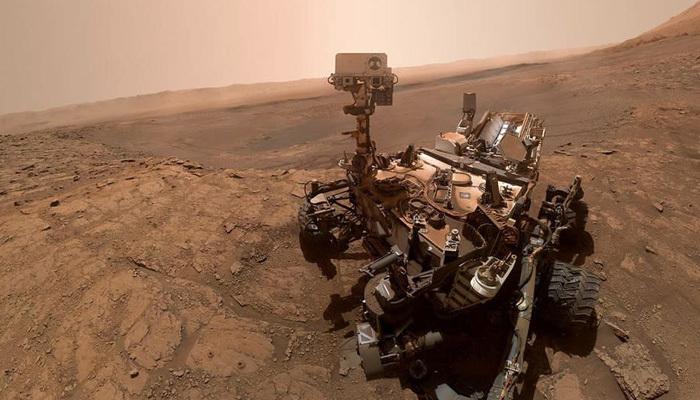 NASA, 2021'de Kızıl Gezengen'de fosil arayacak