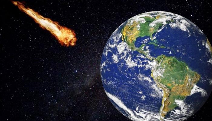 NASA uyardı: Dev asteroid dünyaya yaklaşıyor