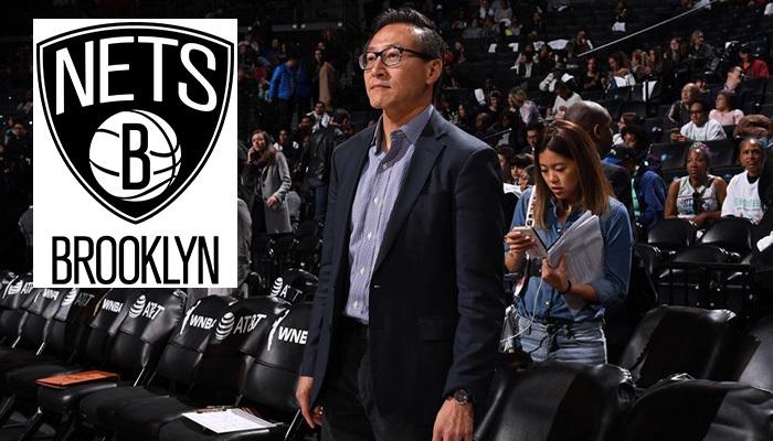NBA takımı Brooklyn Nets'in yeni sahibi Çinli oldu!