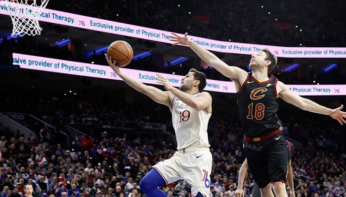 NBA'de Türk derbisini Furkanlı 76ers kazandı