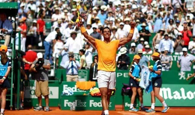 Nadal üst üste 11. kez şampiyon