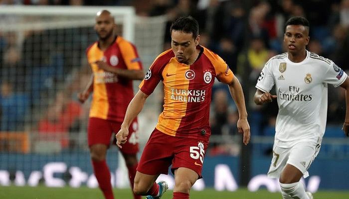 Nagatomo'dan Galatasaray'a büyük jest
