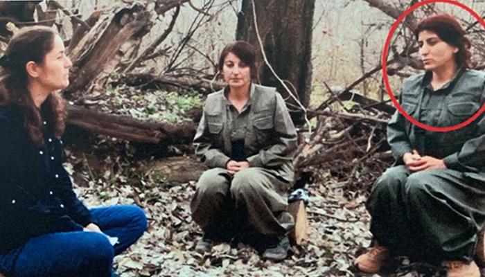 PKK'lı Nazife Bilen öldürüldü