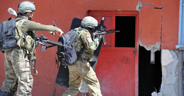 Nusaybin'de 433 PKK'lı öldürüldü