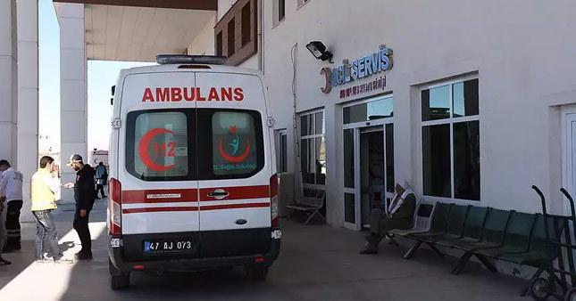Nusaybin'de terör saldırısı: 3 yaralı