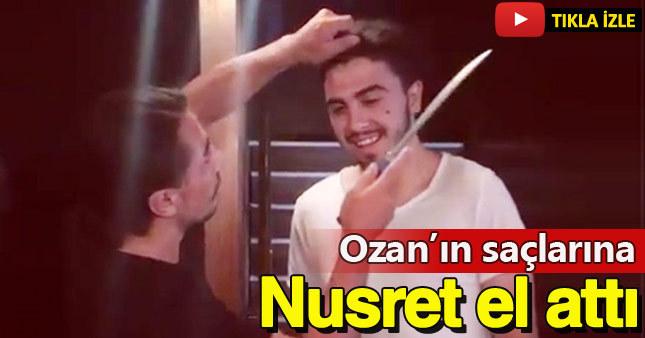 Nusret ve Ozan Tufan'ın videosu sosyal medyayı salladı