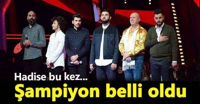 O Ses Türkiye 6. sezon şampiyonu kim oldu?