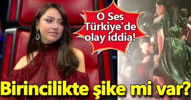 O Ses Türkiye'de Hadise'yi bilerek mi şampiyon yaptılar?