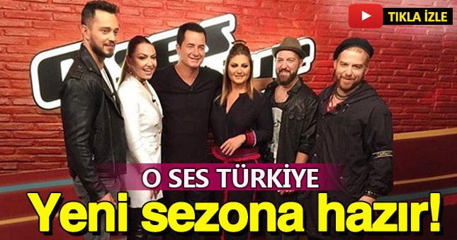 O Ses Türkiye'nin Sibel Can'lı ilk videosu yayınlandı