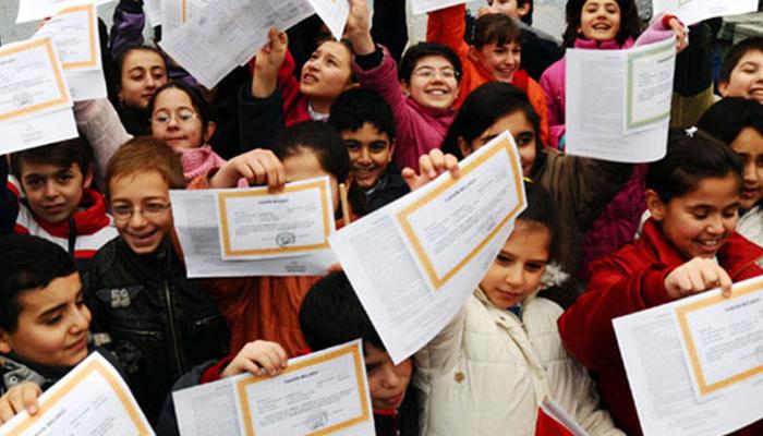 Öğrencilere sosyal etkinlik belgesi verilecek