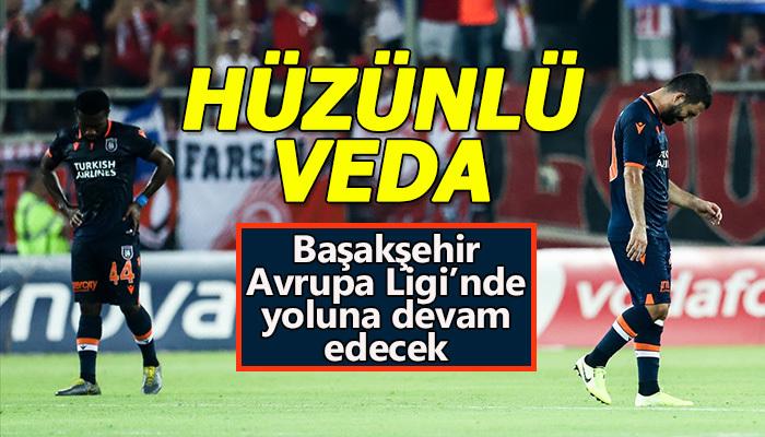 Olimpiakos 2-0 Medipol Başakşehir 2019
